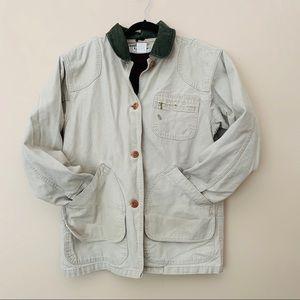 LL Bean | Barn Coat | Lined | Canvas Coat